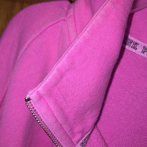 PINK Jackets & Coats - PINK hoodie